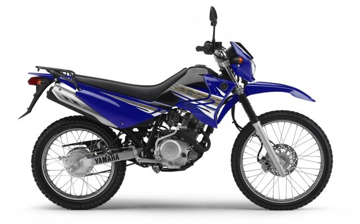 Yamaha xtz125 tamburrino hnos motos for Yamaha xtz 125